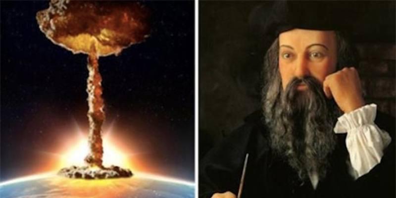 """""""Nostradamus aveva previsto il rogo di Notre Dame"""