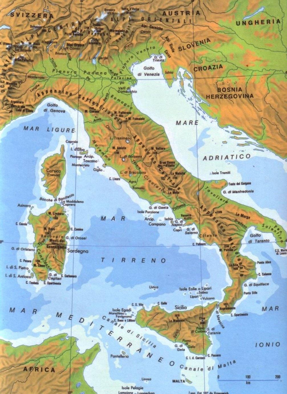 Cartina Italia Politica Senza Scritte.Cartina Politica Italiana Le Foto