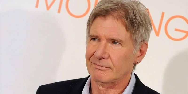 Quale personaggio Harrison Ford interpretava in Guerre Stellari?