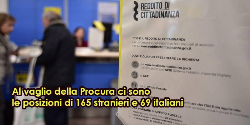 Mantova, percepivano indebitamente reddito di cittadinanza: 234 denunciati