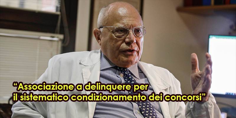 Massimo Galli è indagato per turbativa d'asta e falso ideologico